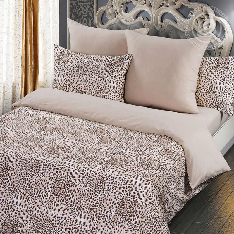 Леопард Размер пододеяльника 1,5 спальный