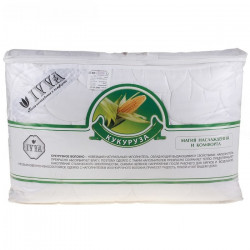 Подушка Кукуруза в сатине